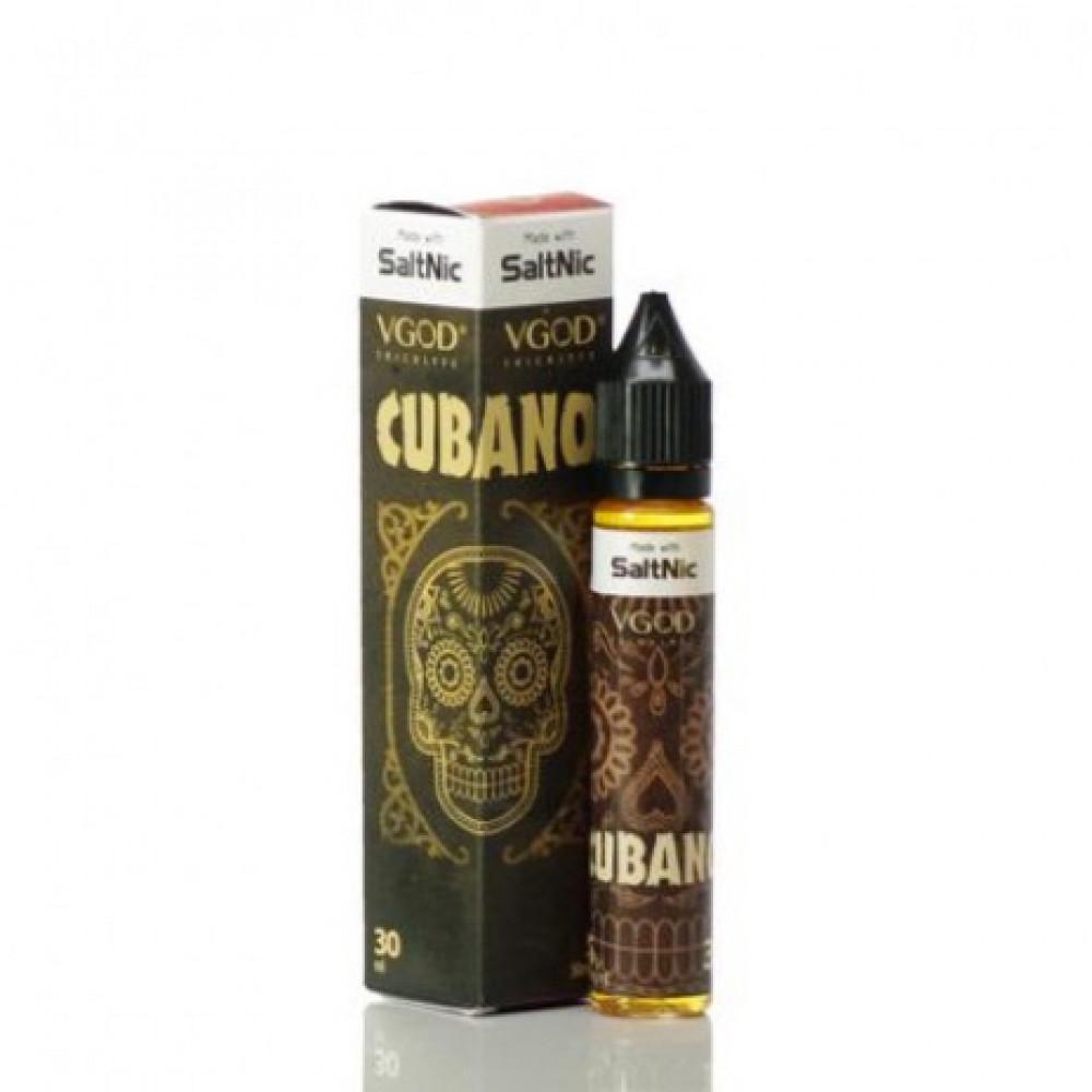 نكهة في قود كوبانو - سولت - VGOD CUBANO salt