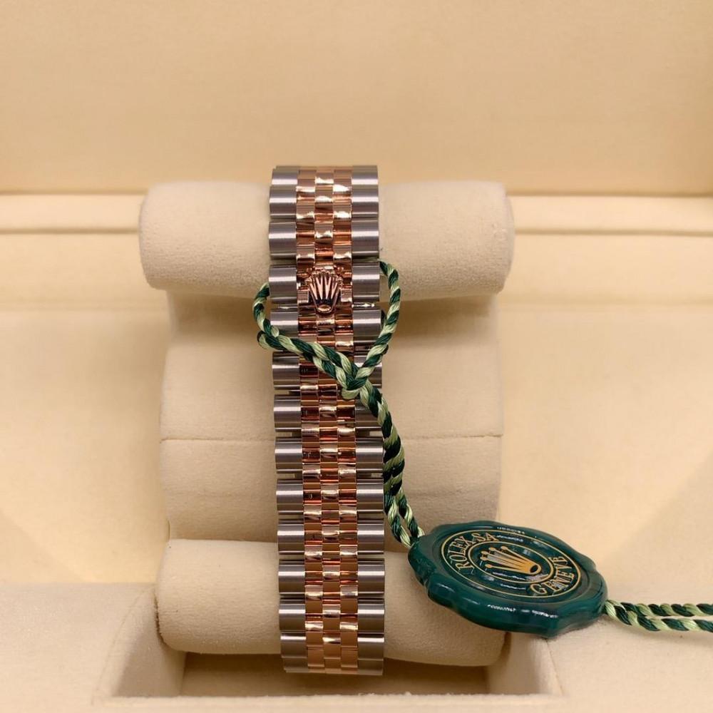 ساعة Rolex Datejust الأصلية الثمينة جديدة كليا 278381