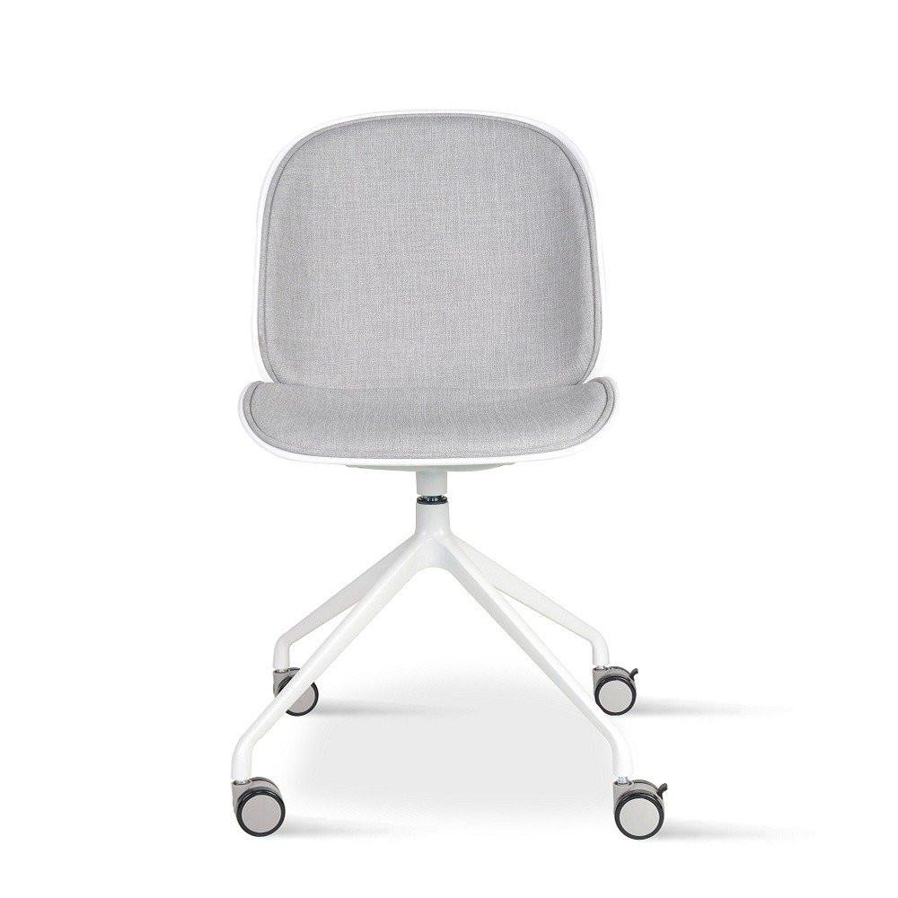 مواسم كرسي لون رمادي فاتح NEAT HOME بتصميمه الراقي الجذاب جدا