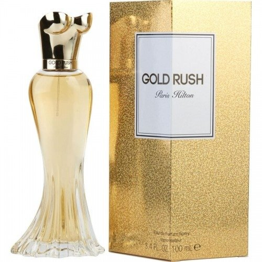 Paris Hilton Gold Rush Eau de Parfum 100ml متجر خبير العطور