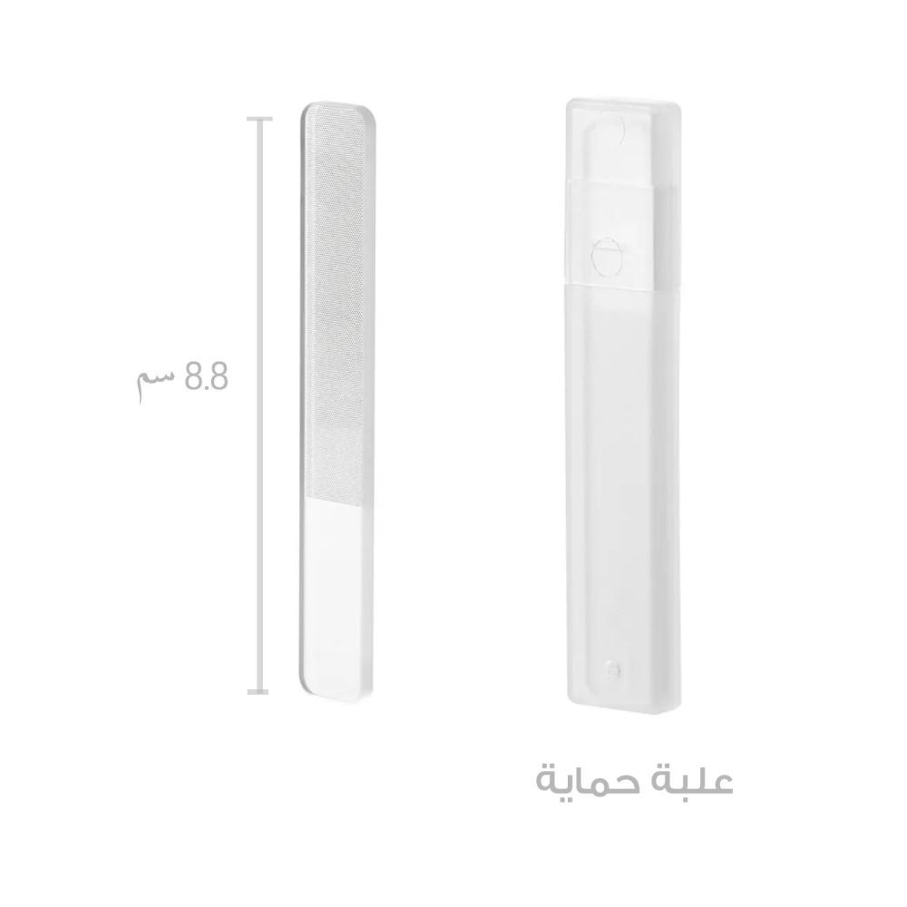 مبرد زجاجي أفضل أنواع المبارد العملية منتجات العناية بالأظافر