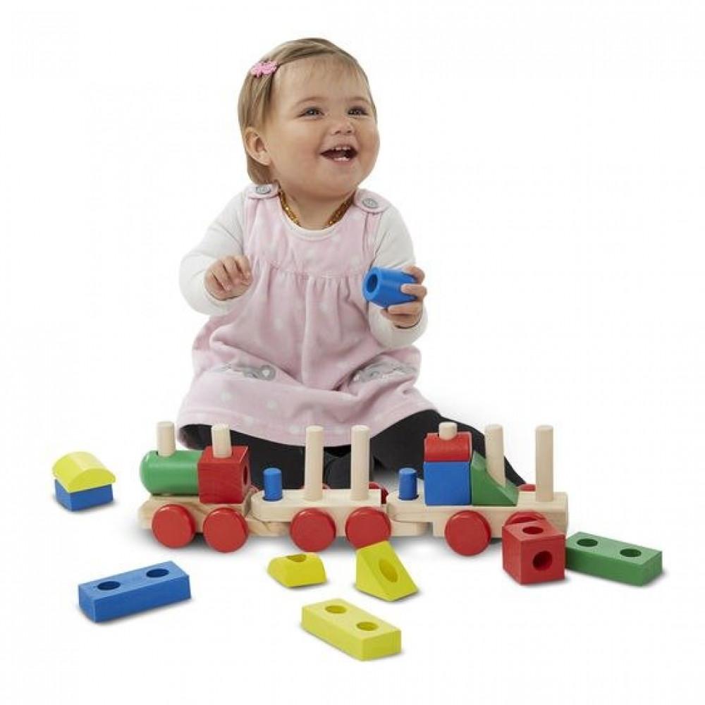 مكعبات اطفال خشبية