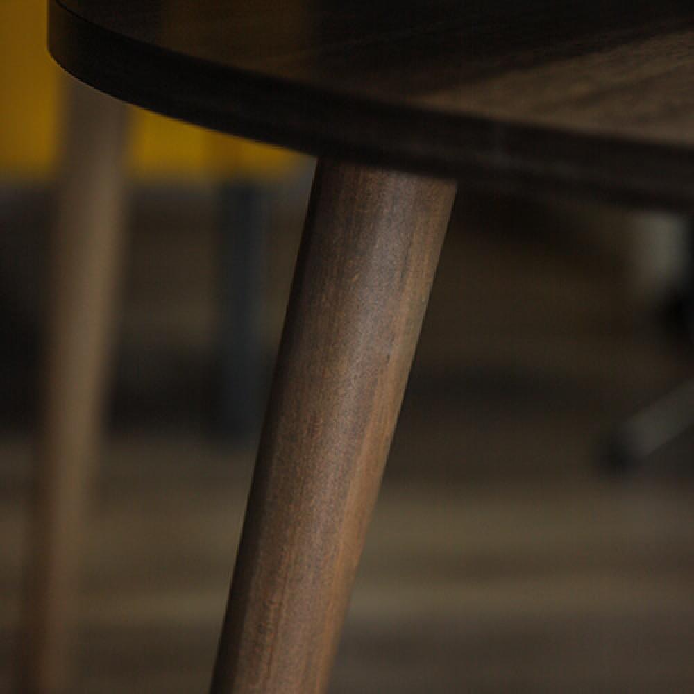 صور طاولة  قهوه  طاولات قهوة خشب بني 2 قطعة موديل أسوس