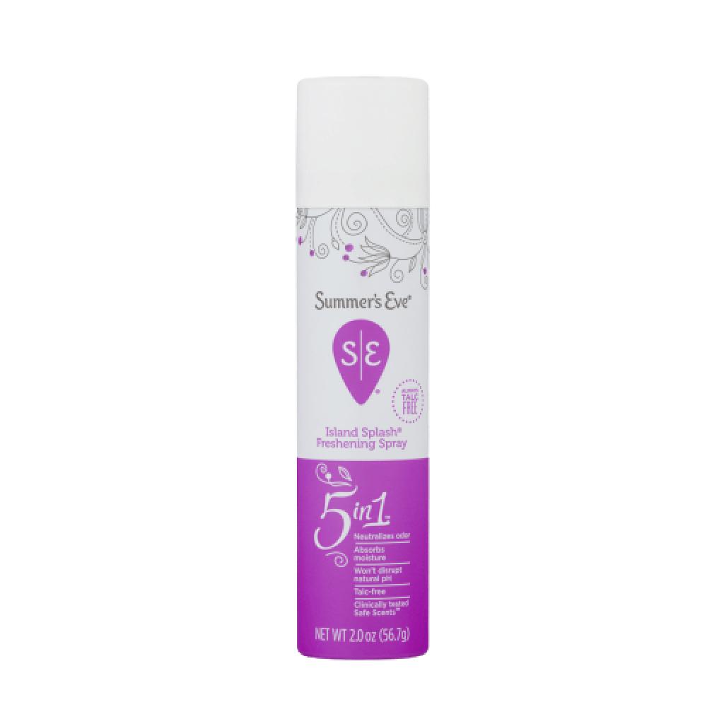 Summer s Eve Island Splash Freshening Spray 56-7g متجر خبير العطور