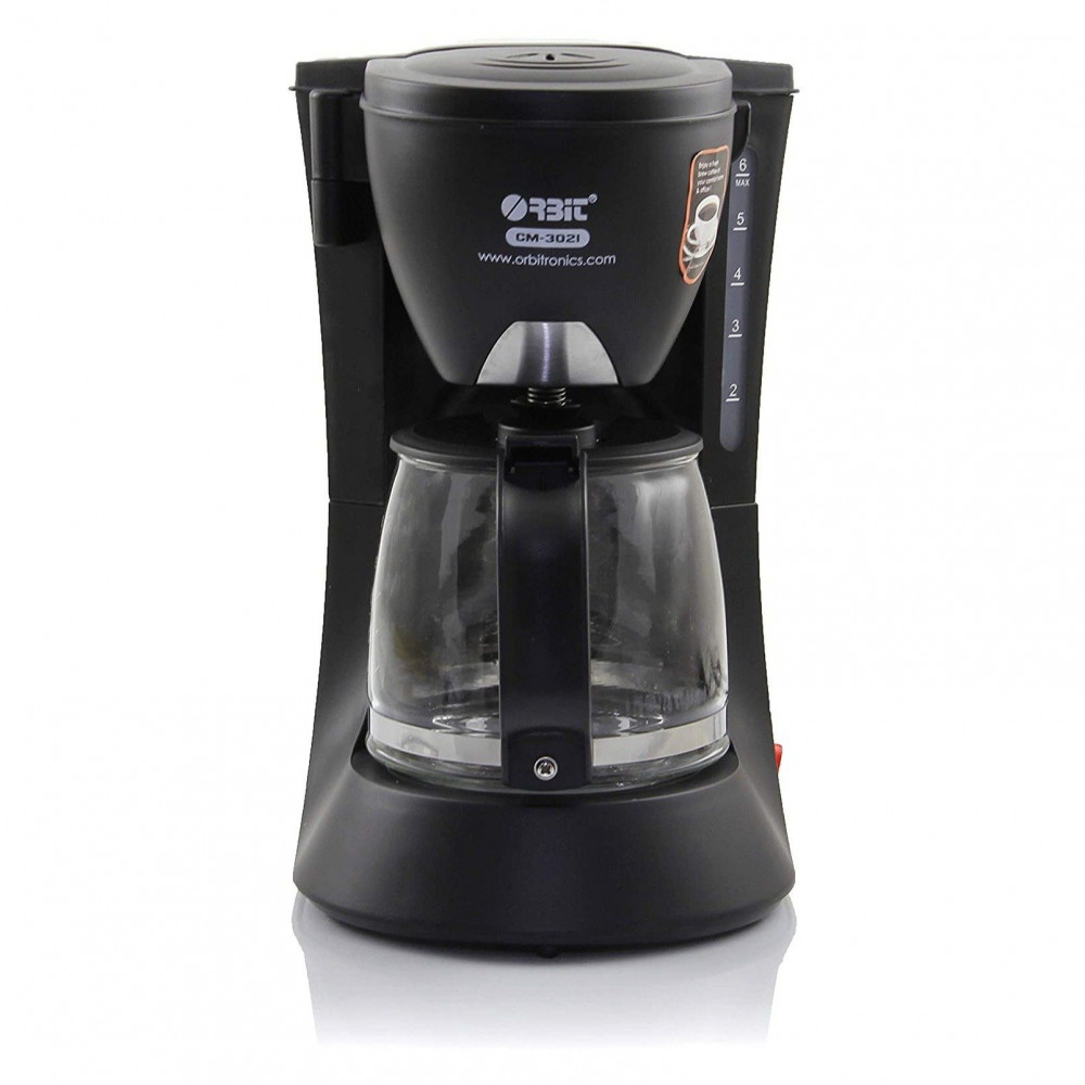 جهاز القهوة - ماكينة القهوة ORCM 3021 لون أسود