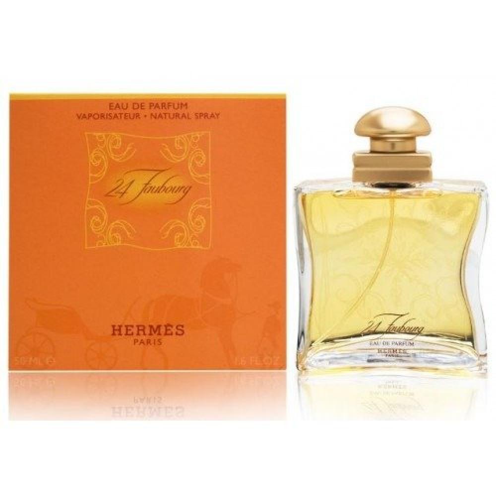 Hermes Faubourg 24 Eau de Parfum 100ml خبير العطور