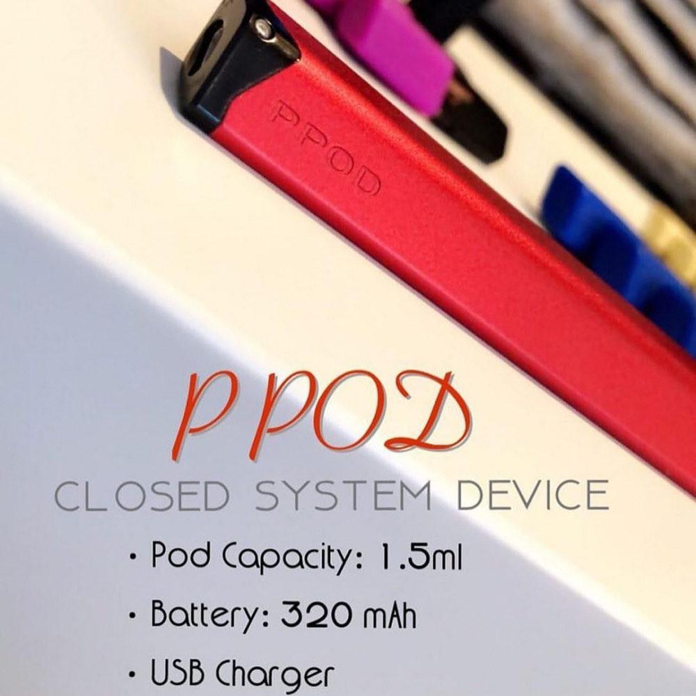 سحبة بي بود - P  Pod Kit
