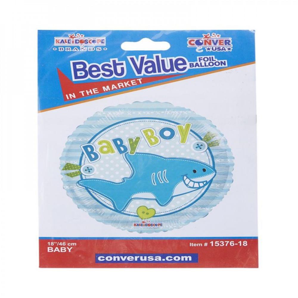 بالون أولاد, بلونات أشكال, Shark Balloon