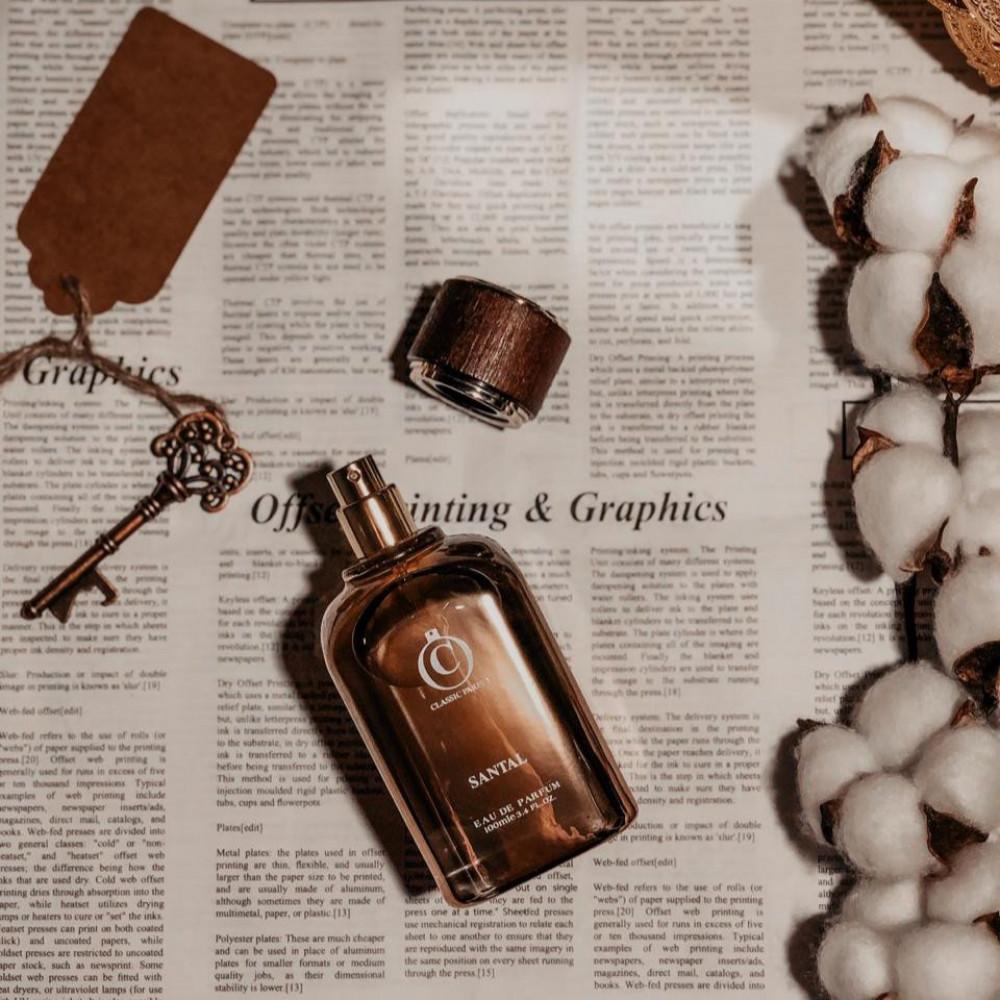 عطر كلاسيك سانتال classic perfume santal
