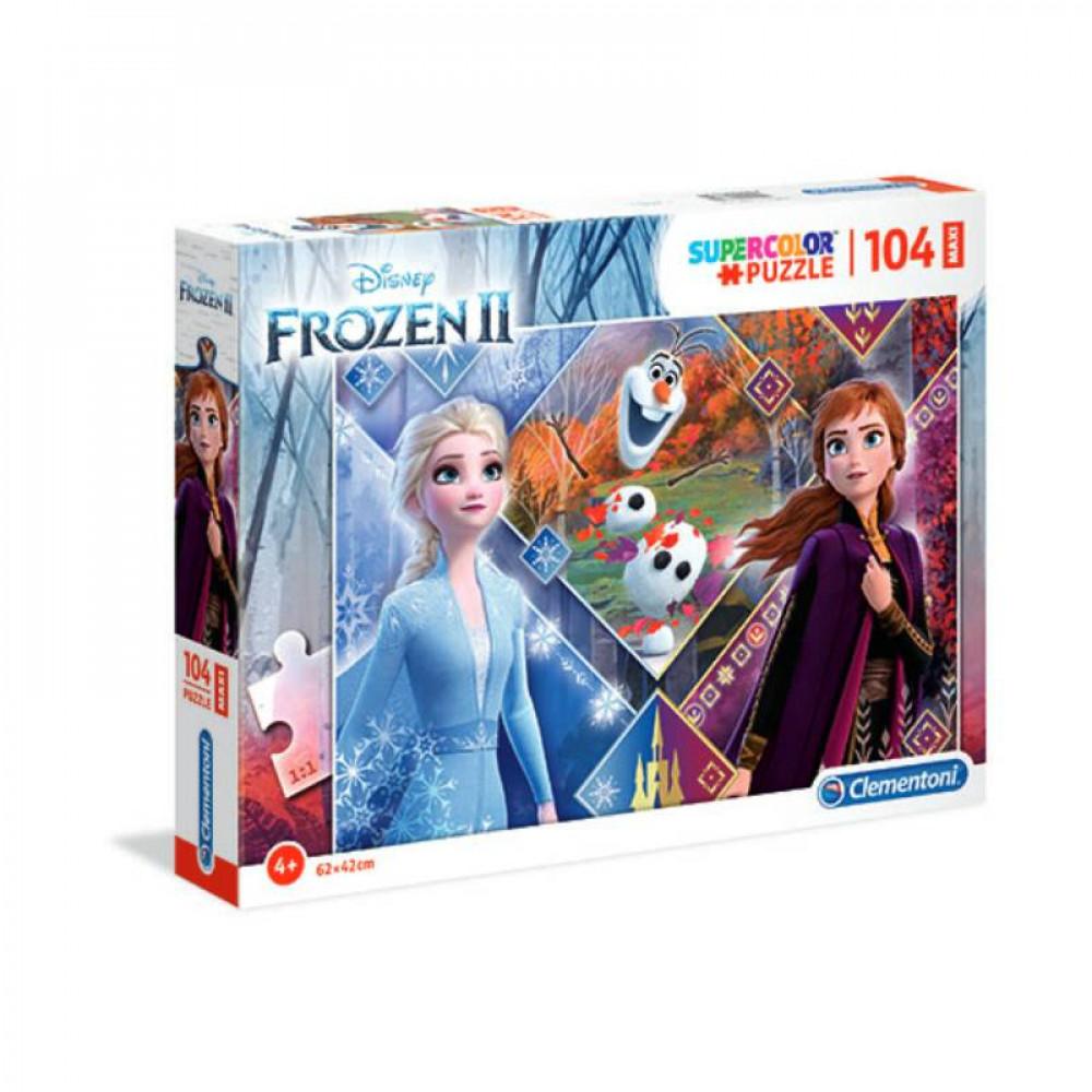 فروزن 2 ماكسي, ألعاب, Frozen Puzzle, Toys