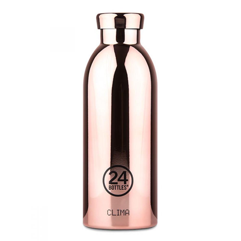 Clima 500 ml Rose Gold 24 Bottles