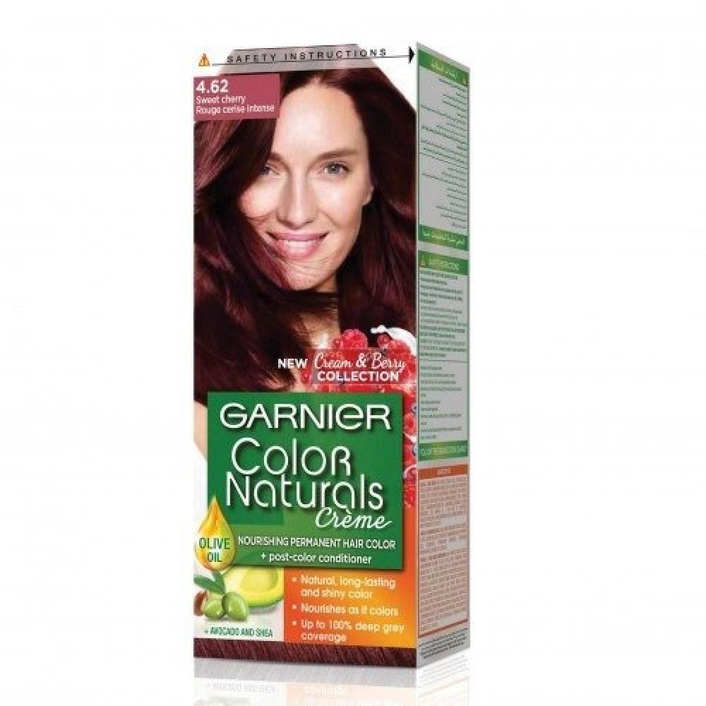 Garnier Color Naturals No 4-62 Rouge Cerise Intense متجر خبير العطور