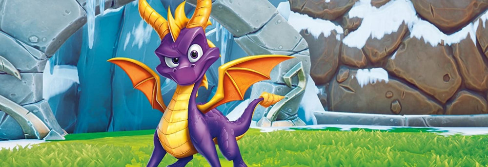 Spyro Trilogy Reignited -PS4