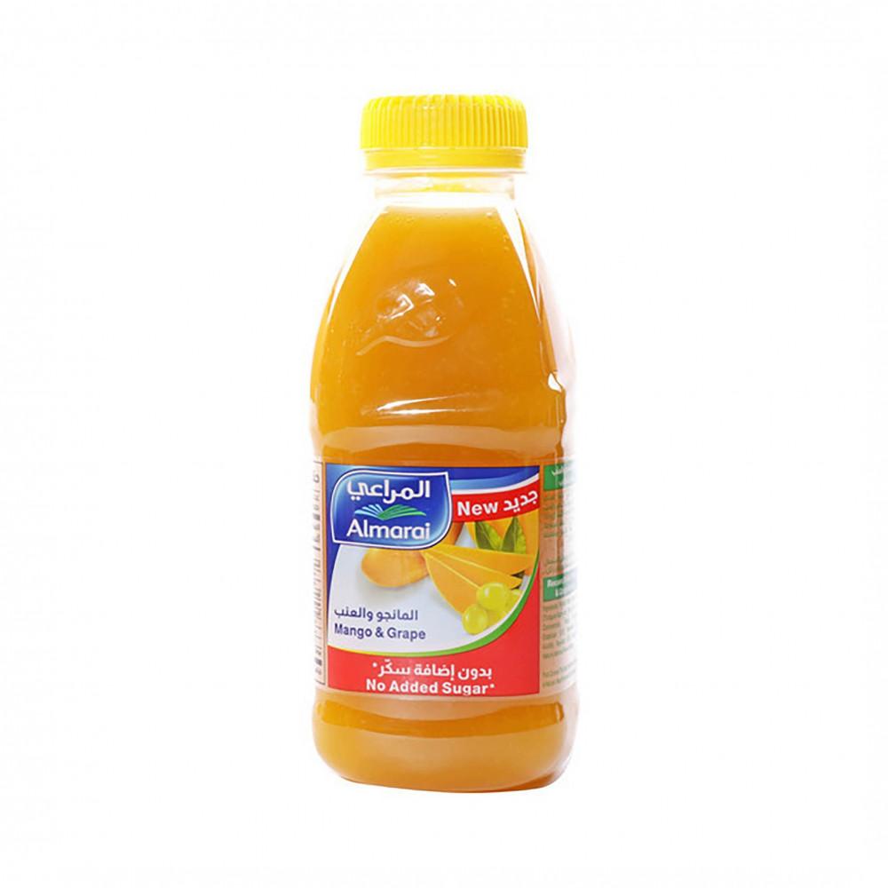 المراعي عصير الفواكه المشكلة و المانجو بدون إضافة سكر 200مل سوق مقاضي