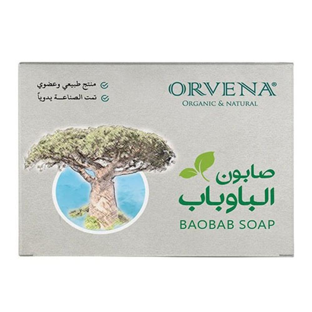 صابون الباوباب من أورفينا 100 جرام