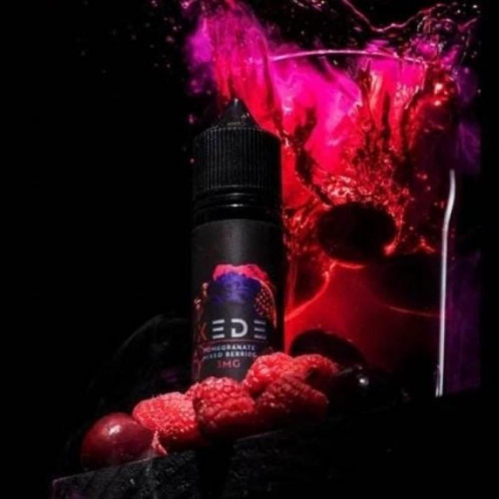 نكهة اكسيد رمان مكس بيري توت  XEDE Pomegranate Mixed Berries - 60ML