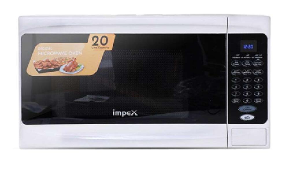 مايكرويف امبكس 20 لتر Impex Digital Microwave Oven MO 8101