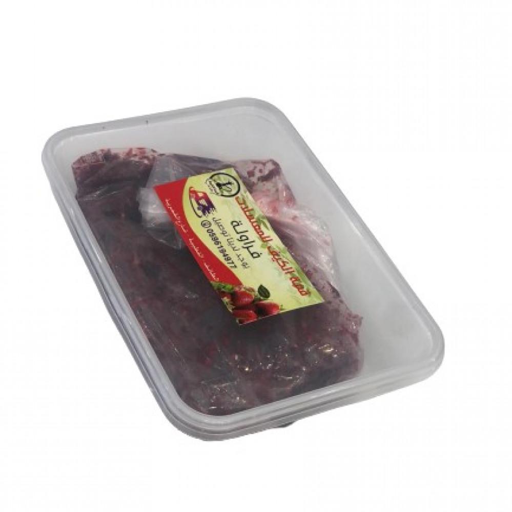 معسل فراولة مستورد اردني  ربع كلو 250غ