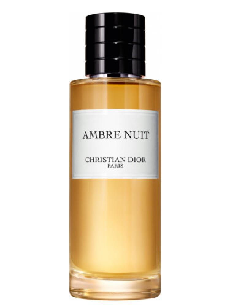 عطر ديور عنبر نوت  ambre nuit dior perfume