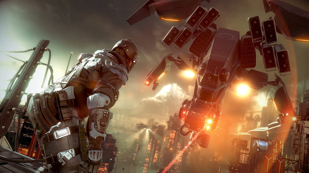 Killzone Shadow Fall -PlayStation 4