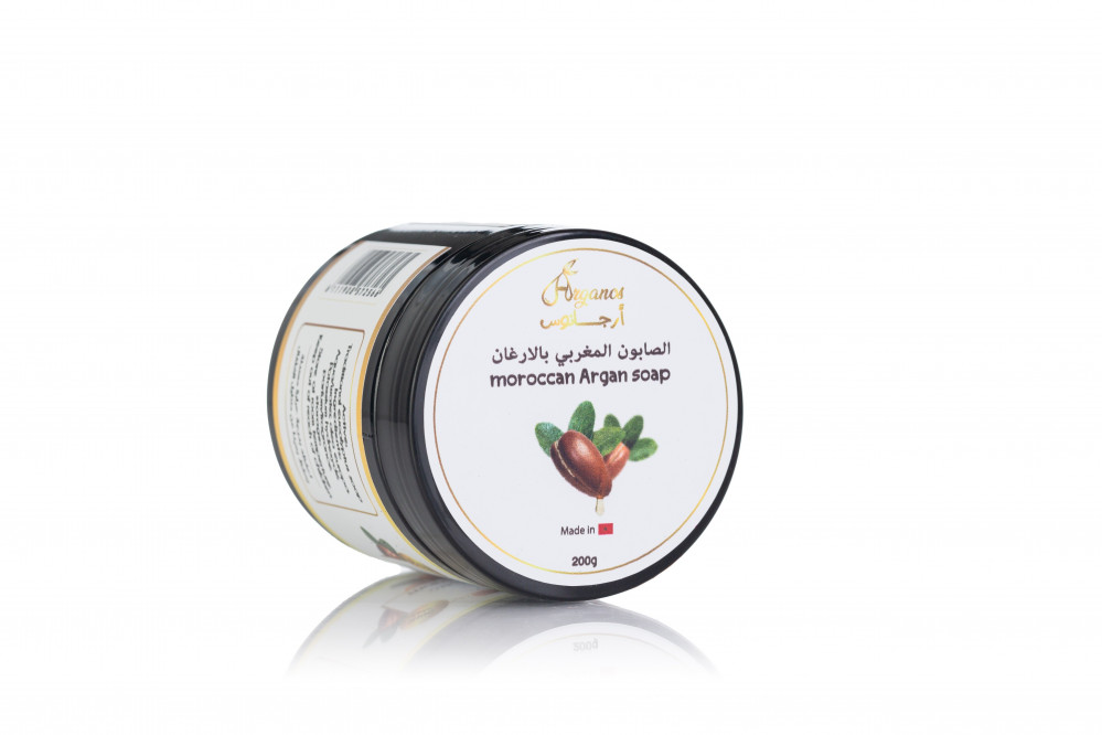 صابون مغربي بالأرغان