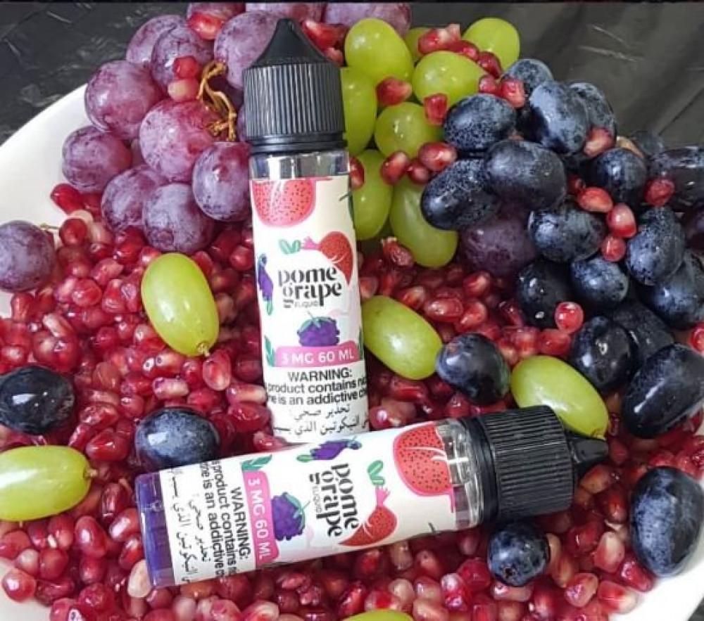 Pome Grape - 60ML