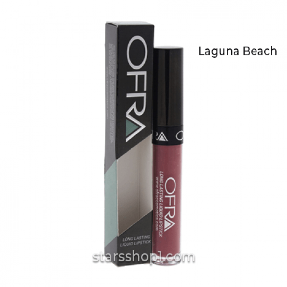 روج أحمر الشفاه السائل من اوفرا - لاغونا بيتش Laguna Beach