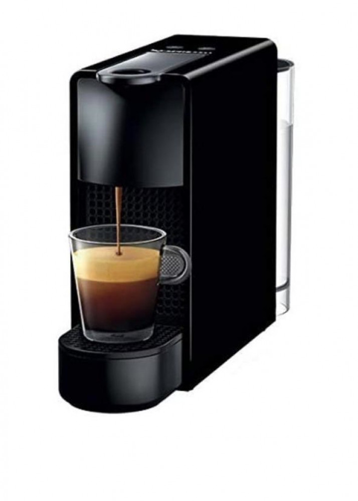 نسبريسو ماكينة تحضير القهوة Essenza Mini  أسود