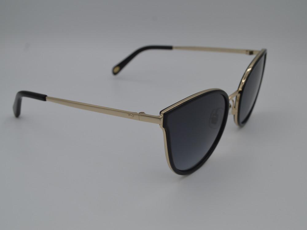 فوسيل FOSSIL نظارة شمسية رجالية لون العدسة اسود مدرج