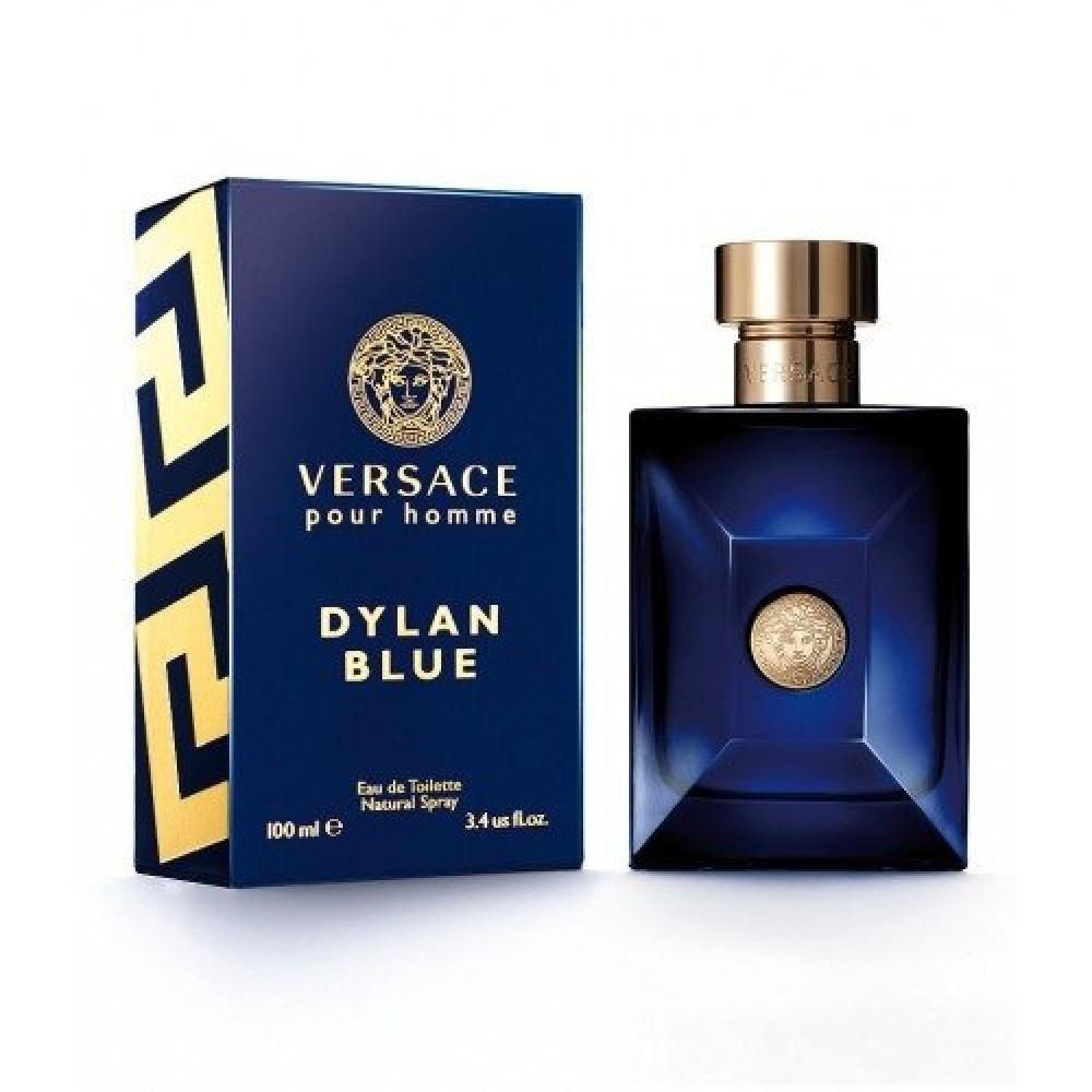 Versace Pour Homme Dylan Blue Eau de Toilette 100ml خبير العطور