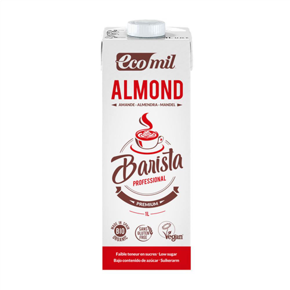 ايكوميل باريستا حليب اللوز للقهوة 1لتر