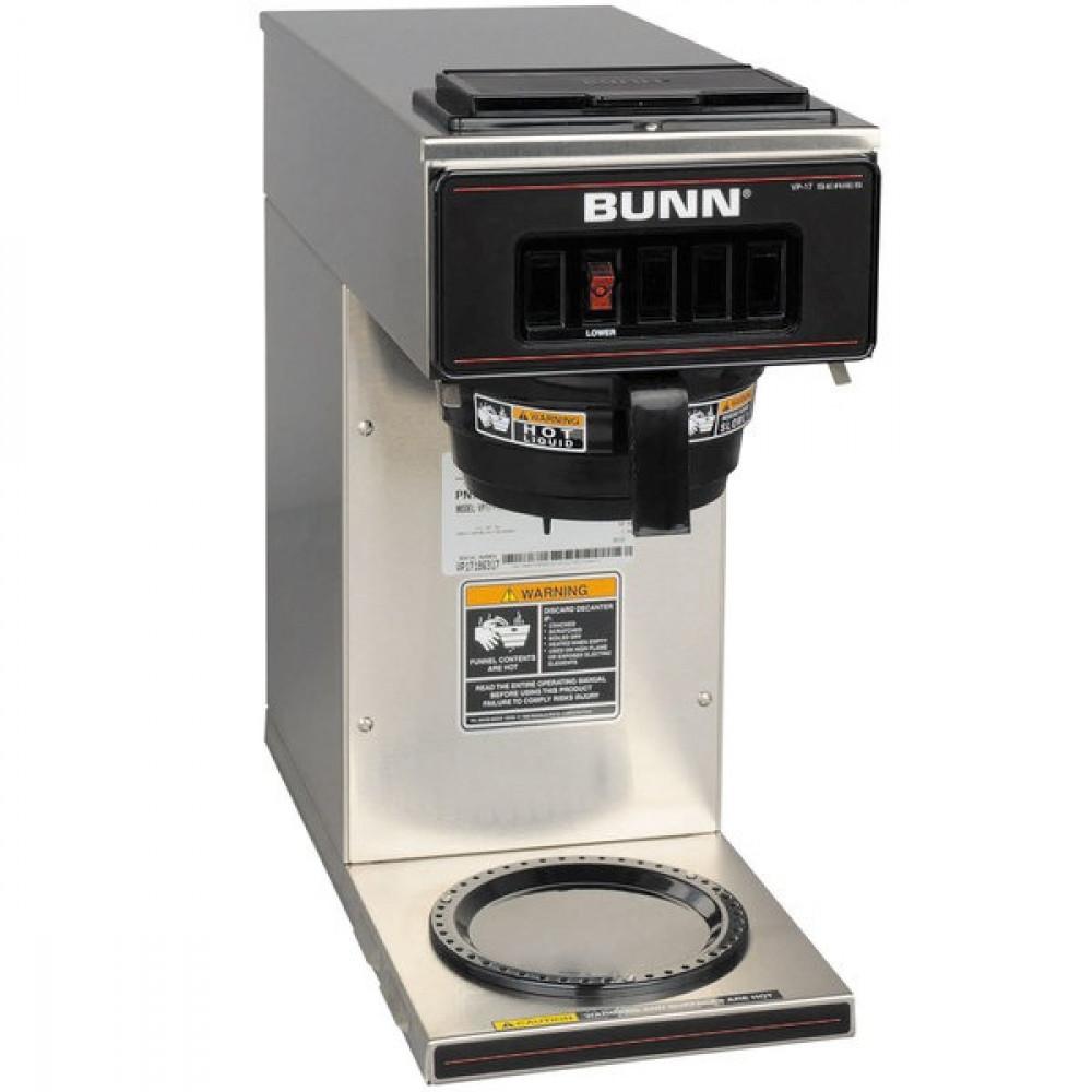 آلة تحضير قهوة أمريكي مع 2 جك مفرد من Bunn الجود متجر مستلزمات المقاهي والمطاعم