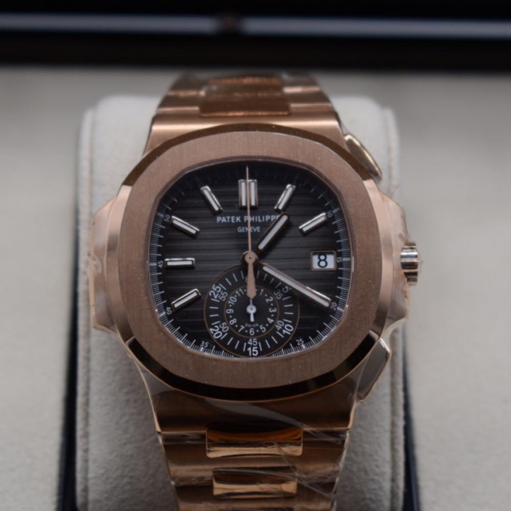 ساعة باتيك فيليب نوتلس الأصلية الفاخرة 5980