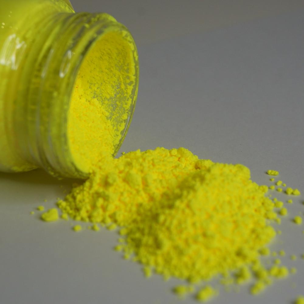 لون اصفر فسفوري