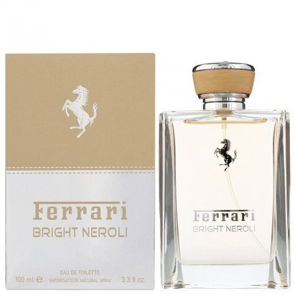 Ferrari Bright Neroli Eau de Toilette 100ml متجر خبير العطور