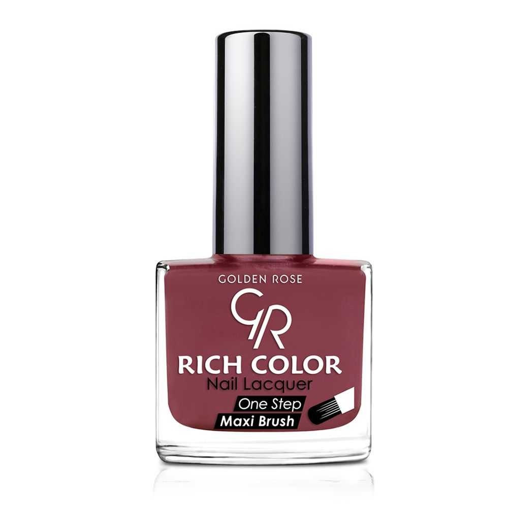 مناكير قولدن روز ريتش كلور  GOLDEN ROSE Rich Color Nail Lacquer 105