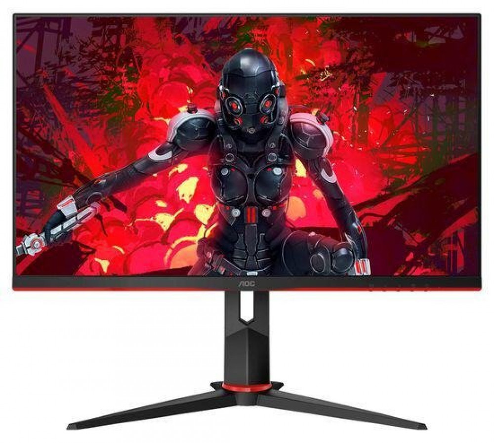 "AOC Q8G8U 8"" Frameless Gaming VA Monitor, QHD 8P, 8ms 844Hz, FREE-SYNC"