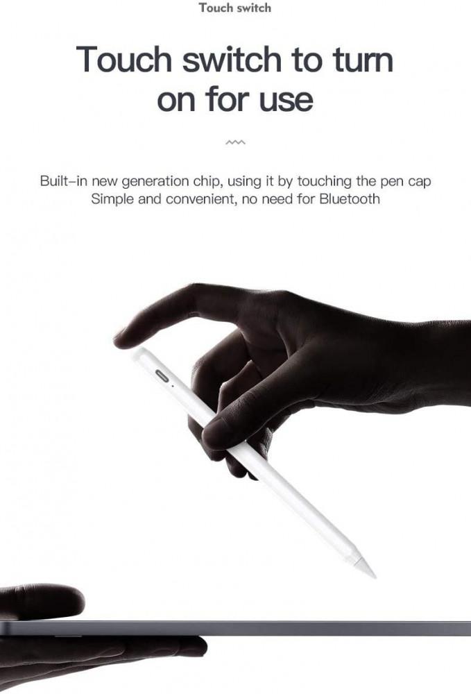 قلم لمس يدعم الاليفون والايباد مع خاصية Palm Rejection  من توتو TOTU