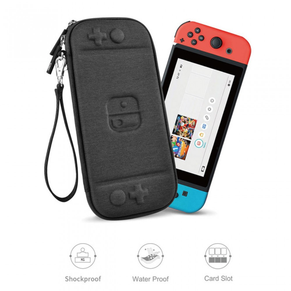 Wiwu Nintendo Switch Lite Hard Shell Case Black