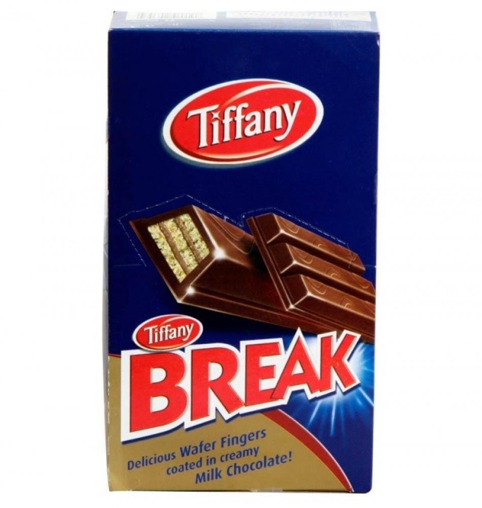 شوكولاته بريك تيفاني  12 في 35 جرام
