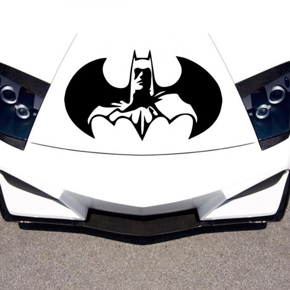استيكر سيارة باتمان