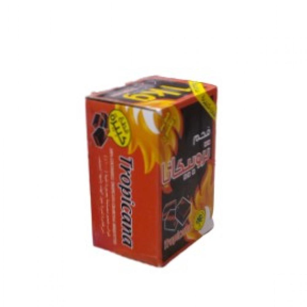 فحم تروبيكانا جوز الهند 1ك - قمة الكيف