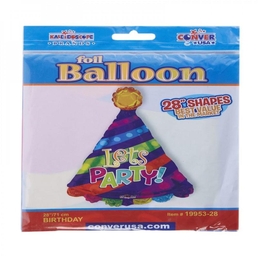 بالون الاحتفال, بلونات اشكال, Party balloon
