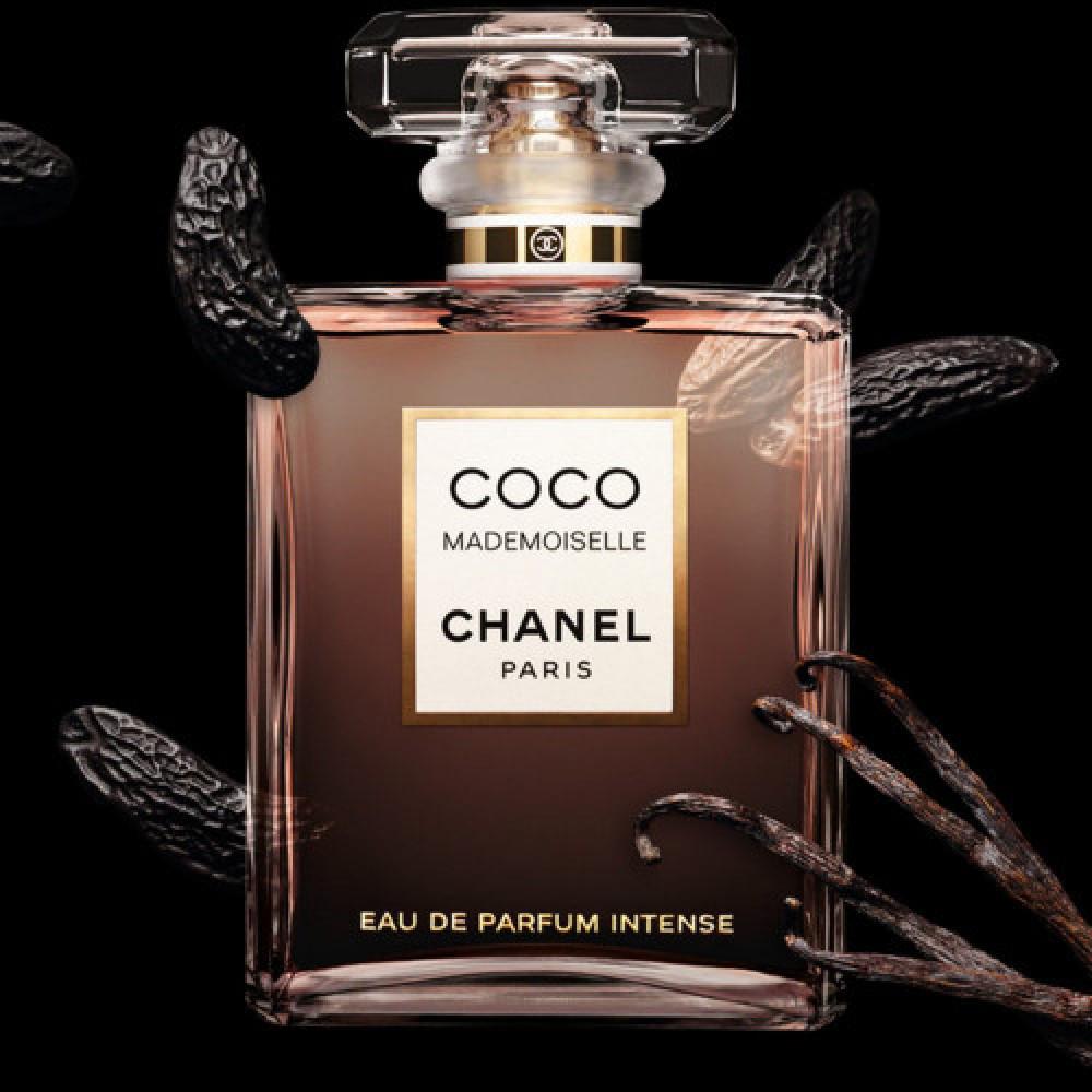 عينة عطر كوكو مودموزيل انتينس من شانيل Chanel Coco modemoiselle Intens