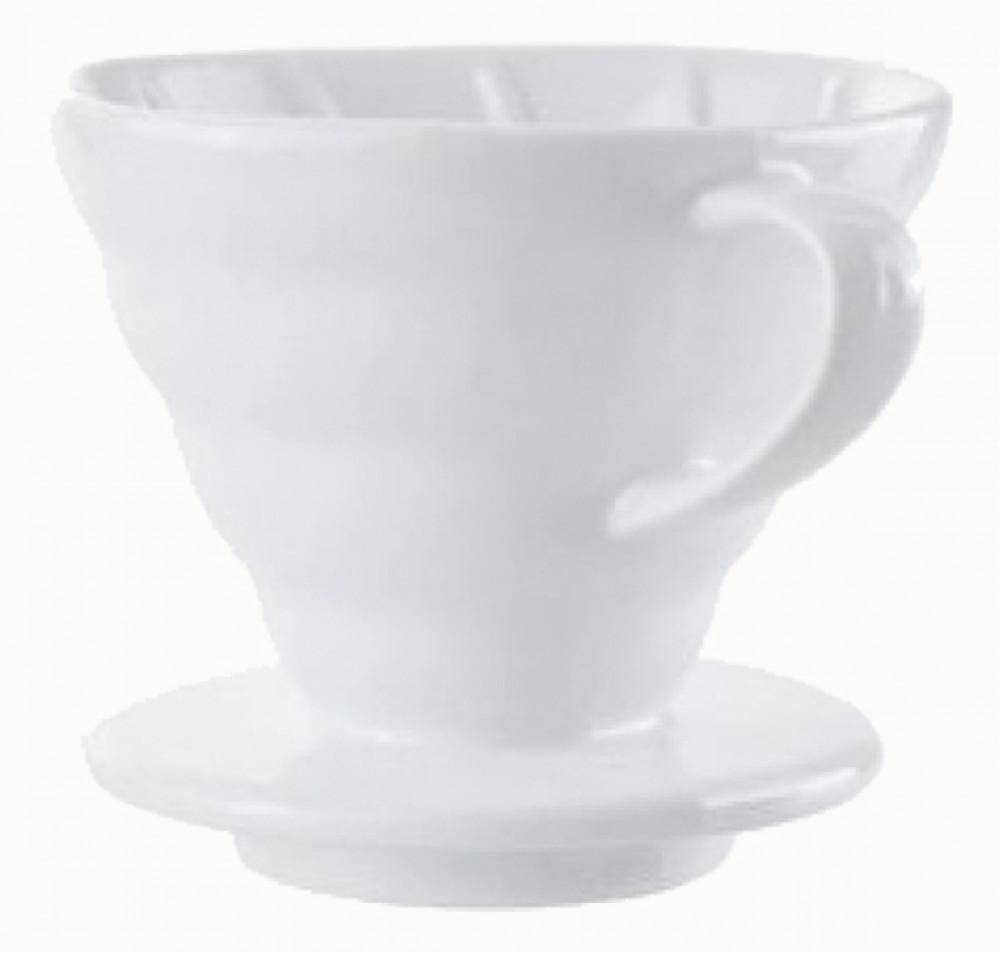 قمع تقطير القهوة V60 مقاس V02
