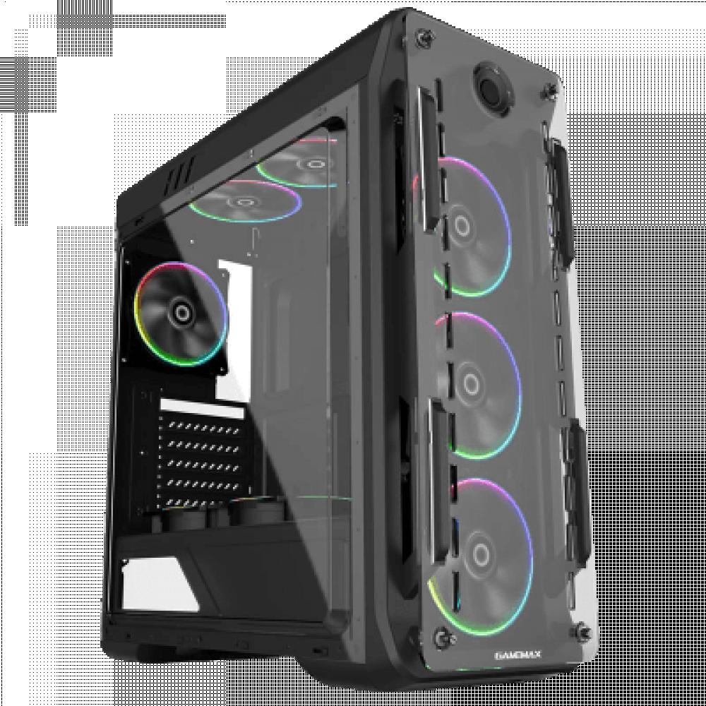 كيس صندوق حاسب قيم ماكس G510 BLACK RGB