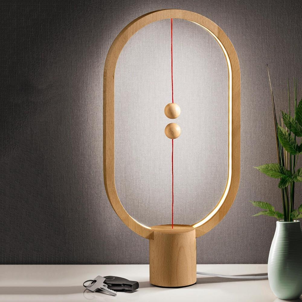 مصباح التوازن الذكي - ممتع وتفاعلي للغرفة