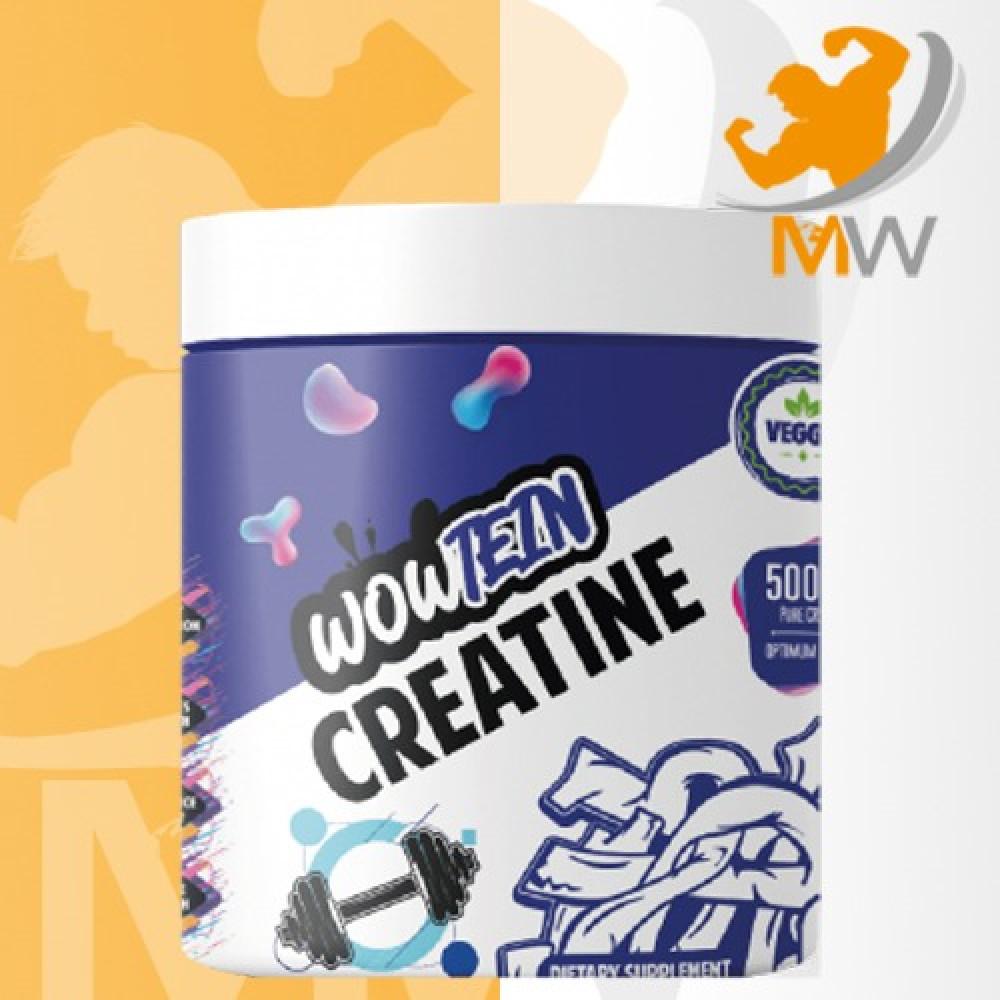 عالم العضلات muscles world مكملات غذائية كرياتين woweeincreatinve