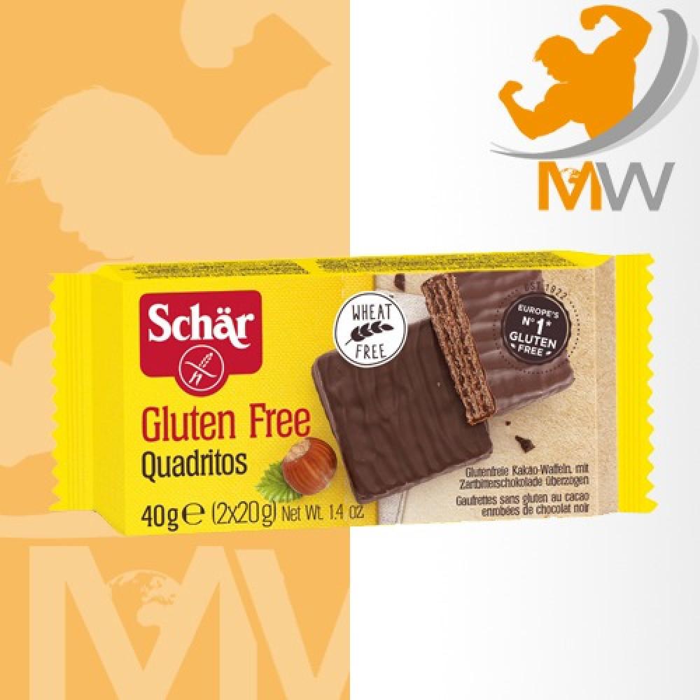 عالم العضلات مكملات غذائية  ماي بروتين ويفر مغطى بالشوكولاته الداكنة خ