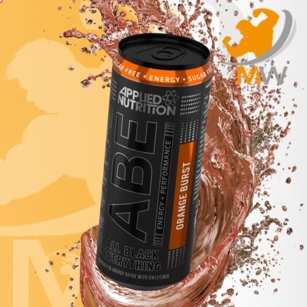 ABE مشروب طاقة ابلايد APPLIED NUTRITION عالم العضلات muscles world مكم